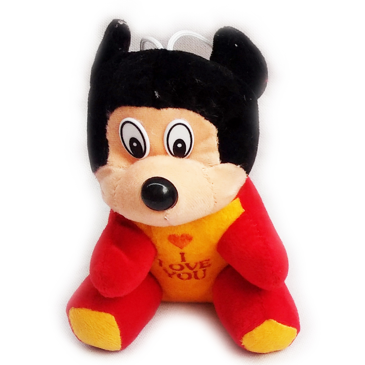 e5682e26c4a5 Disney Micky Mouse kids favourite character Red Small Soft Toy Gift (17cm)